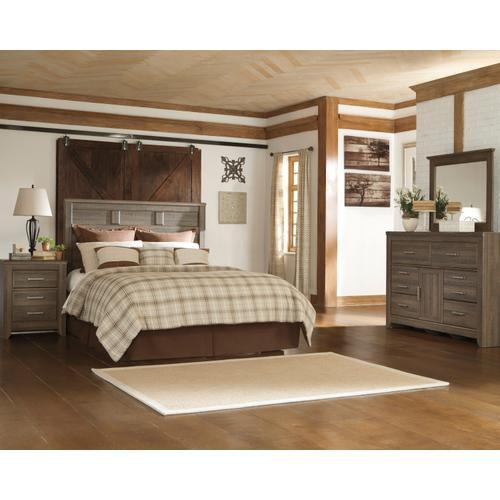Andrew Bedroom INCLUDES Pillowtop Mattress Set