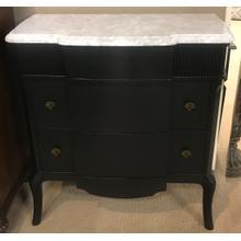 See Details - Marble top nightstands