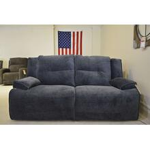 Design 2 Recline, Cloth Power sofa. Power recline on both ends, with power headrest & USB power port. Extra discounts available, additional cash discount available. MORE PHOTOS AVAILABLE UPON REQUEST