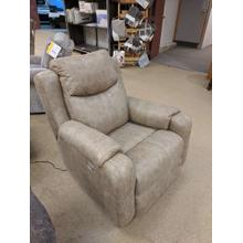 POWER ROCKER RECLINER W/HEADREST ADJ