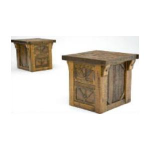 Windy Stables 2 Drawer Nightstand