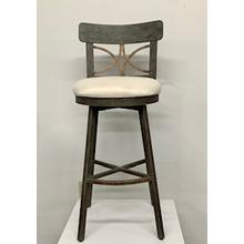 """See Details - Wesley Allen """"Sausilito"""" Swivel Bar Stool"""