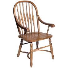 See Details - Jumbo Windsor Jr. Arm Chair