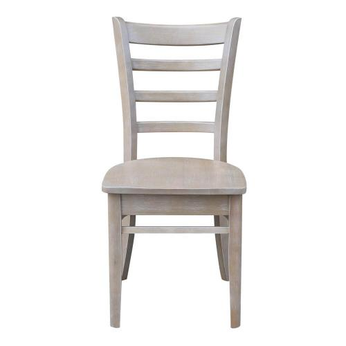 Taupe Gray Emily Dining Chair