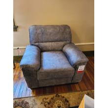 CLEARANCE Charcoal Chair