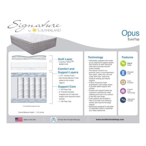 Opus - Euro Top