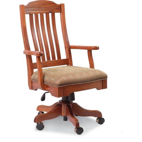 Royal Desk Arm Chair