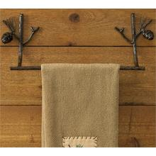 Pine Lodge Towel Bar 16""