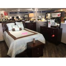 Coaster Serenity 4 Piece Queen Bedroom Set