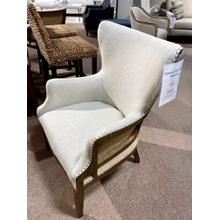 See Details - Wood Frame Accent Chair