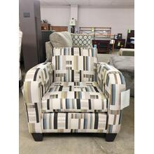 Accent Chair w/2 Pillows