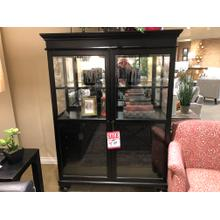 Curio Cabinet with drawers--Special pricing!