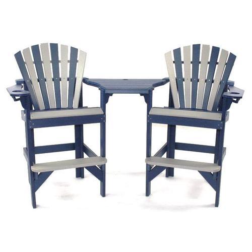 Bar Chair Set with Tata Tae