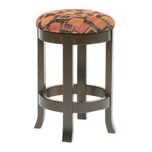 Belmont bar stool with cushion seat