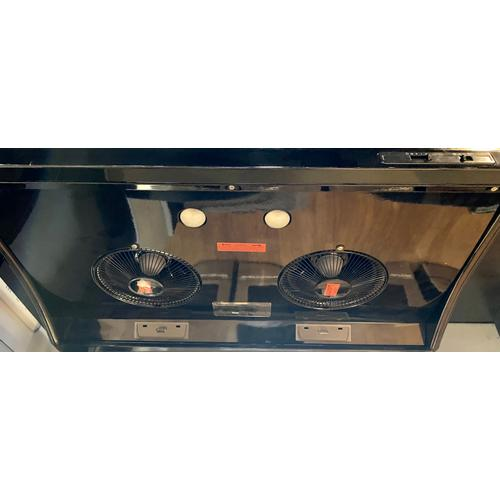 """Zephyr AK6536B   36"""" Cyclone Undercabinet Hood with 650 CFM Blower, 3 Speed Levels"""