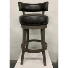 """Corbin"" Swivel Bar Stool"