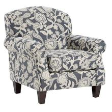 View Product - Sophie Indigo Accent Chair