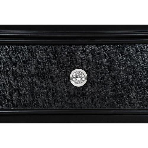 Lane Home Furnishings - Brooklyn Black 2PC Set: Dresser & Mirror (11035)