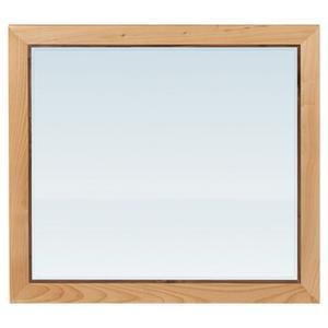 Whittier Wood - DUET Addison Beveled Mirror Duet Finish