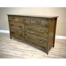 Middleton Collection Dresser in Oak Color #27