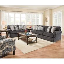 UNITED 8530BRG Bellamy Slate Sofa, Loveseat & Accent Chair Group