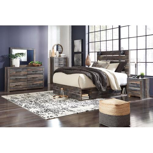 Drystan Bed