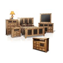 Hidalgo Bedroom Set
