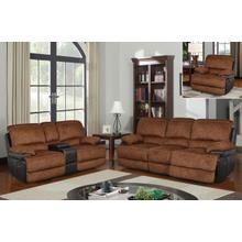 Trailblazer Pecan - Reclining Sofa