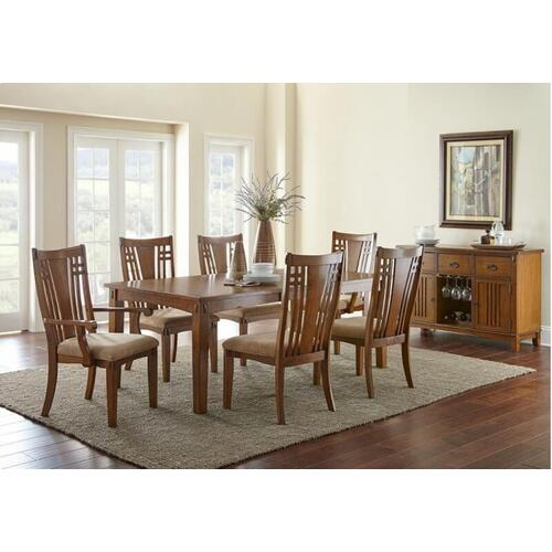 Larkin Dining Table with 6 Chairs
