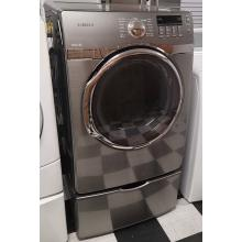 See Details - 7.4 cu. ft. King-size Capacity Electric Front-Load Dryer