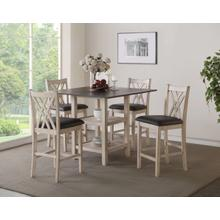 View Product - Pub Table and 4 Stools