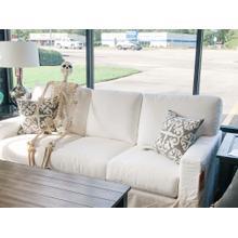 3 Seat Slipcovered Sofa