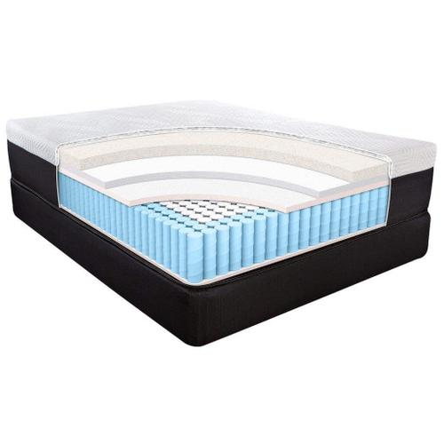Bed in a Box - S140 Plush Spring Bed