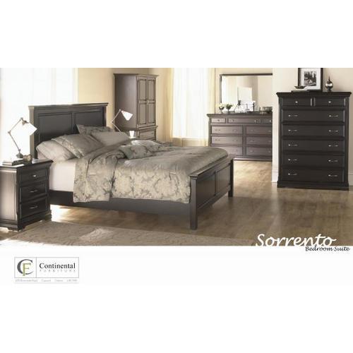 Continental Furniture Ltd - Sorrento Bedroom