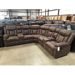 New Classic Furniture - RECLINING SECTIONAL  U1702