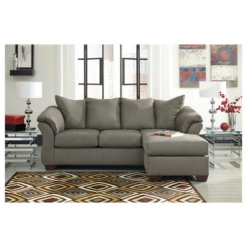 - Darcy Cobblestone Sectional