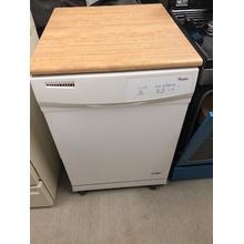 Used Whirlpool Portable Dishwasher