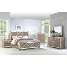 Ivony 6 Piece Bedroom