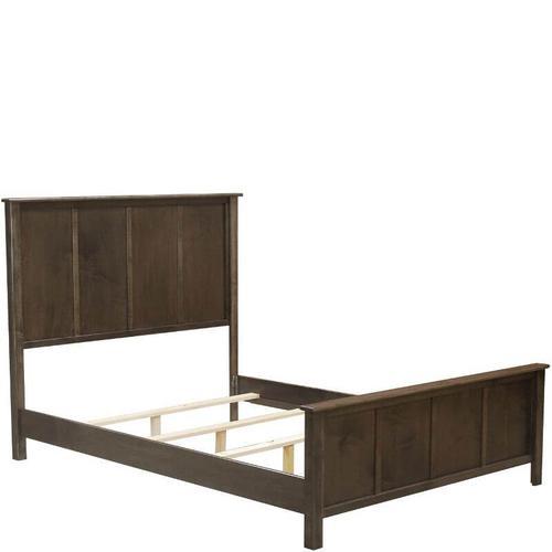 Vesper Master Panel Bed Complete Full