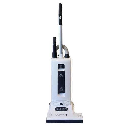 Sebo X5 Upright Vacuum - White
