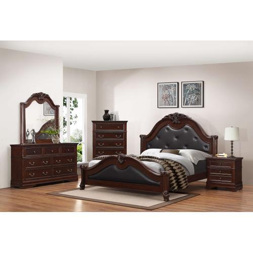 Lifestyle - Bordeaux Bedroom Set