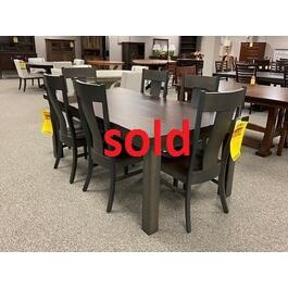 See Details - 42x78 Solid Top Table Set