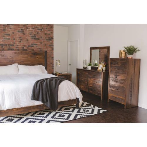Amish Craftsman - Iron Clad Bedroom