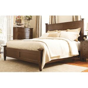 1004 Queen Bed, Dresser, Mirror, Chest, and Nightstand