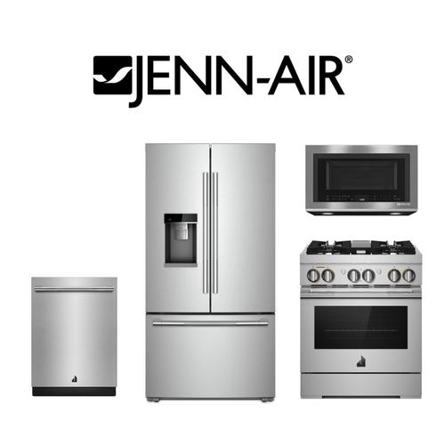 Packages - Jenn-Air 4 Piece RISE Kitchen Package. Price Valid Thru 9/30/21