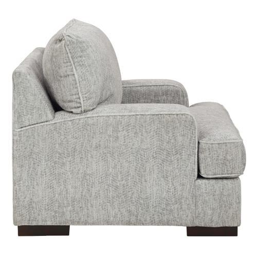 Ashley Furniture - Mercado Chair and a Half