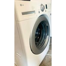 USED - Front Load Washer with 5 Washing Programs- FLWAS27W-U   SERIAL #125