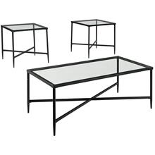 See Details - Augeron 3 Pack Cocktail w/2 End Tables