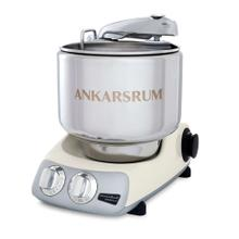 Ankarsrum 6230 Stand Mixer, 7.3-Quart, Light Creme