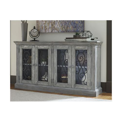 Mirimyn Large Gray Cabinet